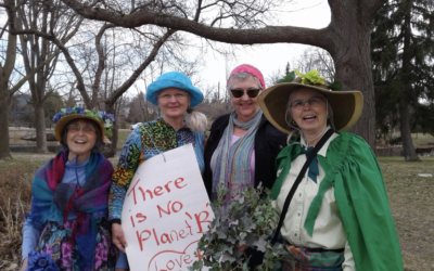 Interview: Sue Brandum Knows the People Want Climate Action