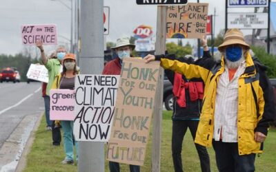 Perth Environmentalists 'On Fire' to make climate change an election issue