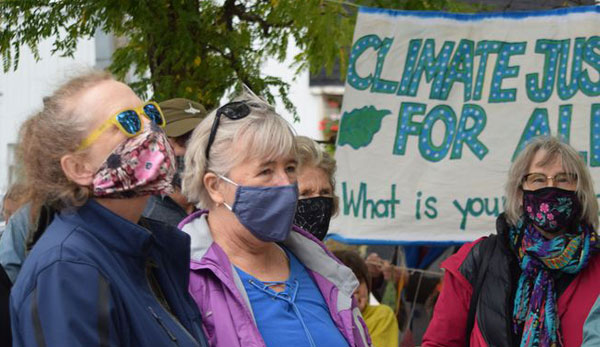 What does climate justice mean for all? Almonte strikes for policy changes