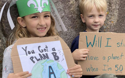 Climate Change rally in Perth sees lots of drive-by support